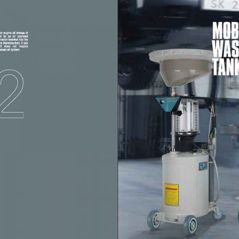 Mobile Waste Oil Tank Series Catalog
