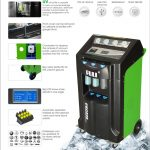 PRO508 A/C Recover, Recycle and Recharge Machine