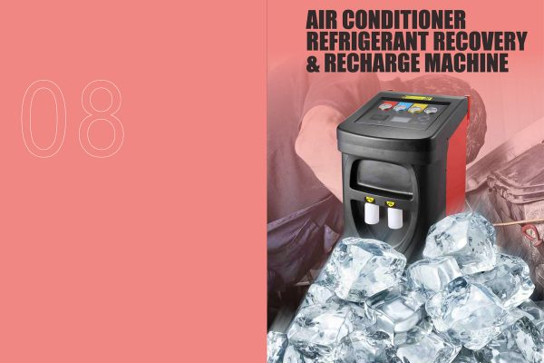 AC Recover Machine AC Series Catalog