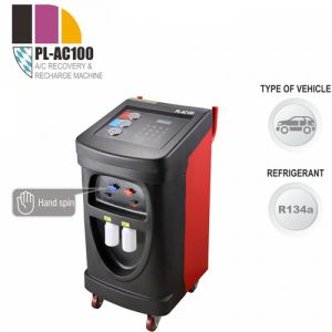 PL-AC100 A/C Recover, Recycle and Recharge Machine