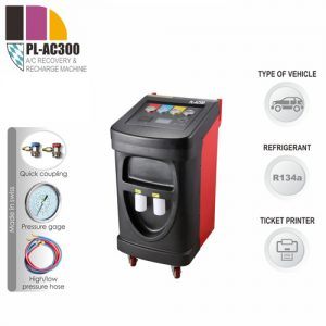 PL-AC300 A/C Recover, Recycle and Recharge Machine
