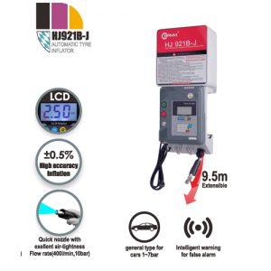 HJ-921B-J Automatic Tire Inflator Machine