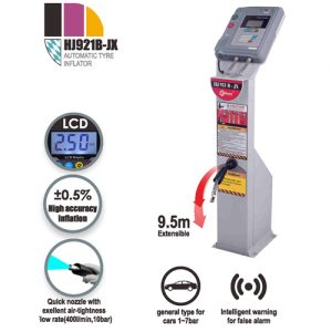 HJ-921B-JX Automatic Tire Inflator Machine