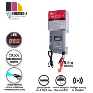 HJ931BD-J Automatic Tire Inflator Machine
