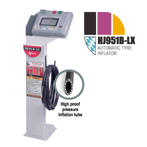 HJ951B-LX Automatic Tire Inflator Machine