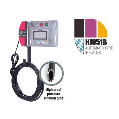 HJ951B Automatic Tire Inflator Machine