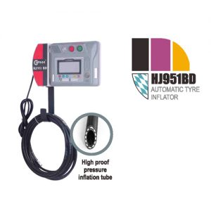 HJ951BD Automatic Tire Inflator Machine
