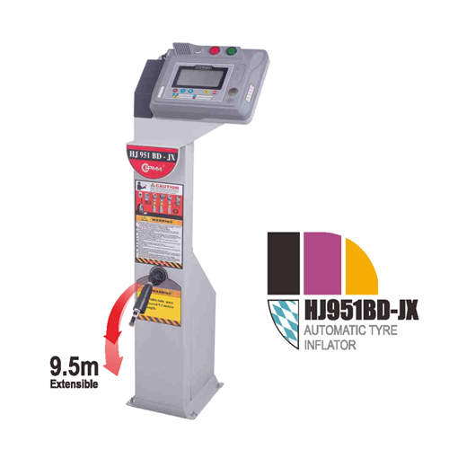 HJ951BD-JX Automatic Tire Inflator Machine