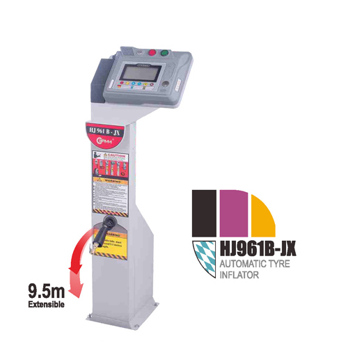HJ961B-JX Automatic Tire Inflator Machine