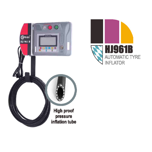 HJ961B Automatic Tire Inflator Machine