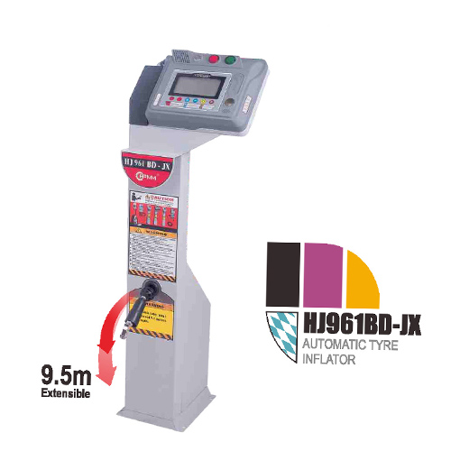 HJ961BD-JX Automatic Tire Inflator Machine