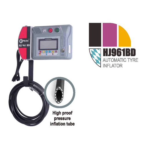 HJ961BD Automatic Tire Inflator Machine