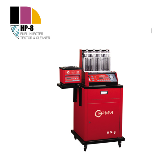 HP-8 Fuel Testing/Cleaning Systems