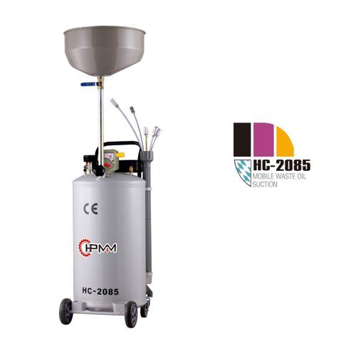 HC-2085 Pneumatic Oil Extractor