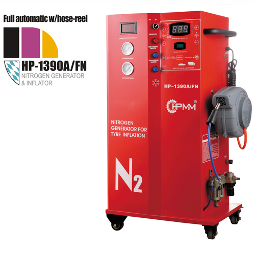 Nitrogen Generation System for Tires