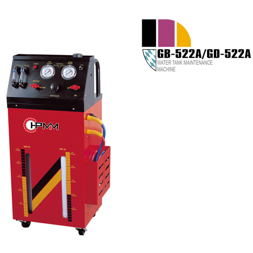GB-522A/GD-522A Fluid Exchanger for Cars, Trucks & SUVs