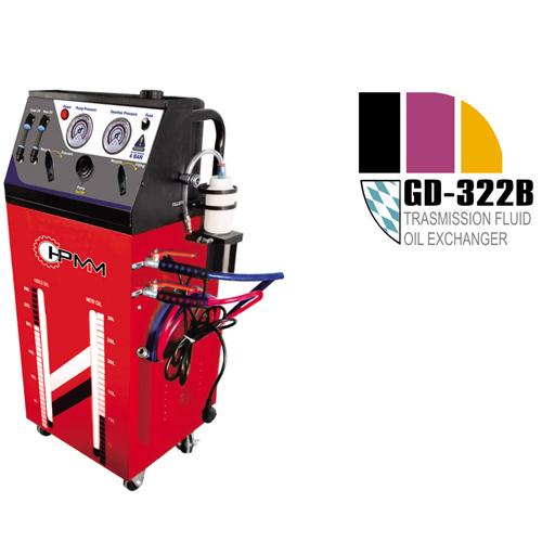 GD-322B Fluid Exchanger for Cars, Trucks & SUVs