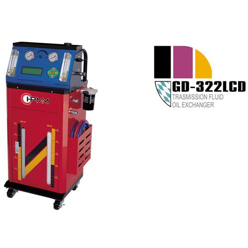 GD-322LCD Fluid Exchanger for Cars, Trucks & SUVs