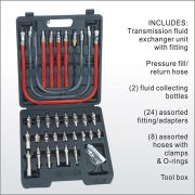 GD-322B Transmission Fluid Oil Exchanger Tool Box