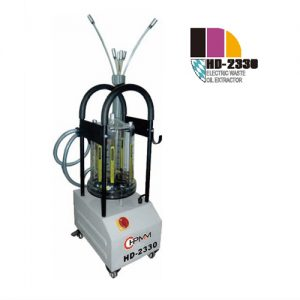 HD-2330 Mobile Electric Waste Oil Extractor